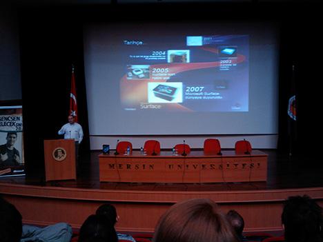 Microsoft, Mehmet Tunçkanat, MEU